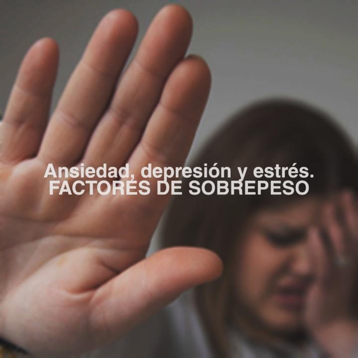 Bajar de peso por depresion